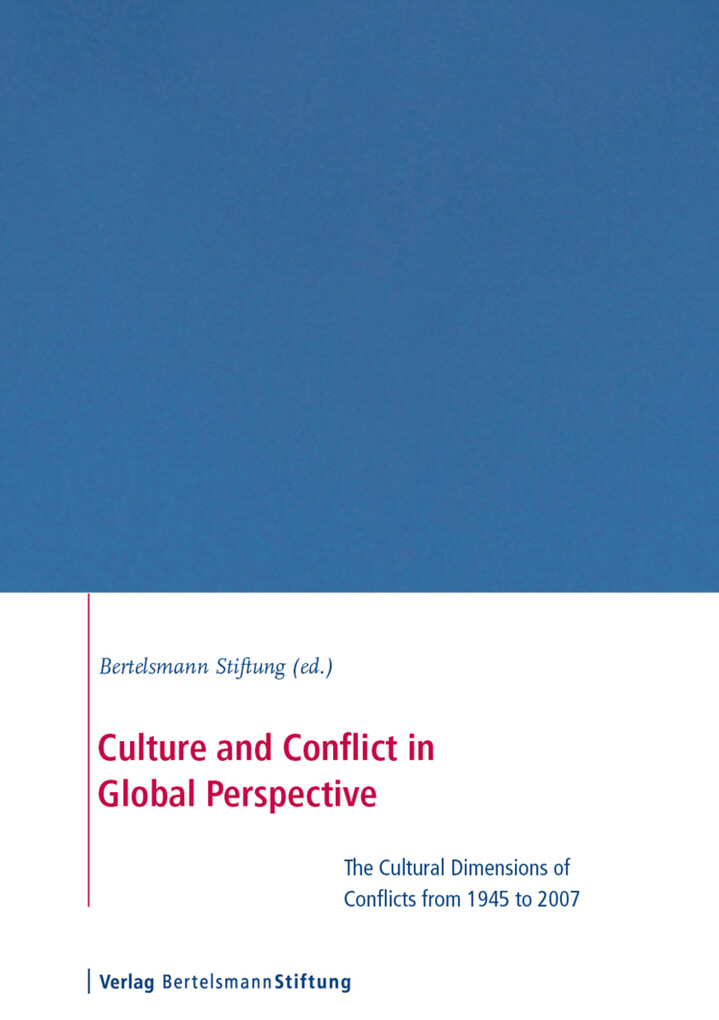 Culture and Conflict in Global Perspective als eBook epub