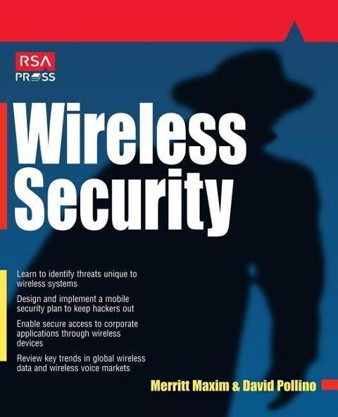 Wireless Security als Buch (kartoniert)