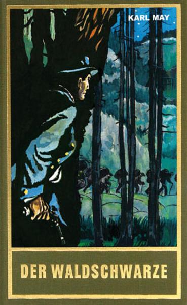 Der Waldschwarze als Buch (gebunden)