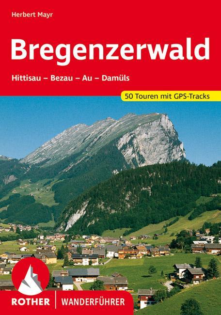 Rother Wanderführer. Bregenzerwald als Buch (kartoniert)