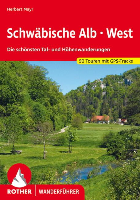 Schwäbische Alb West als Buch (kartoniert)
