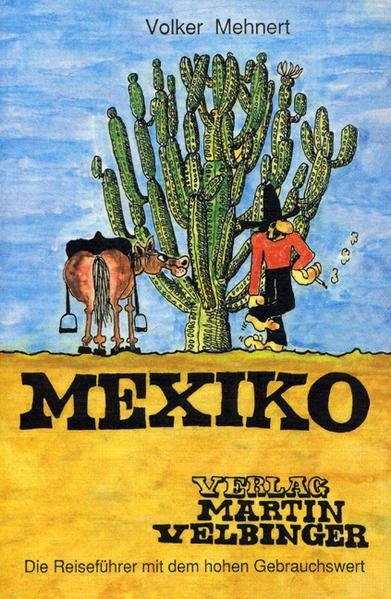Mexiko als Buch (kartoniert)