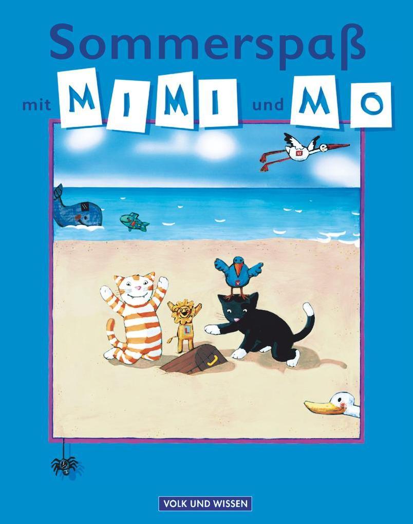 Meine Fibel. Sommerspaß mit Mimi und Mo als Buch (kartoniert)