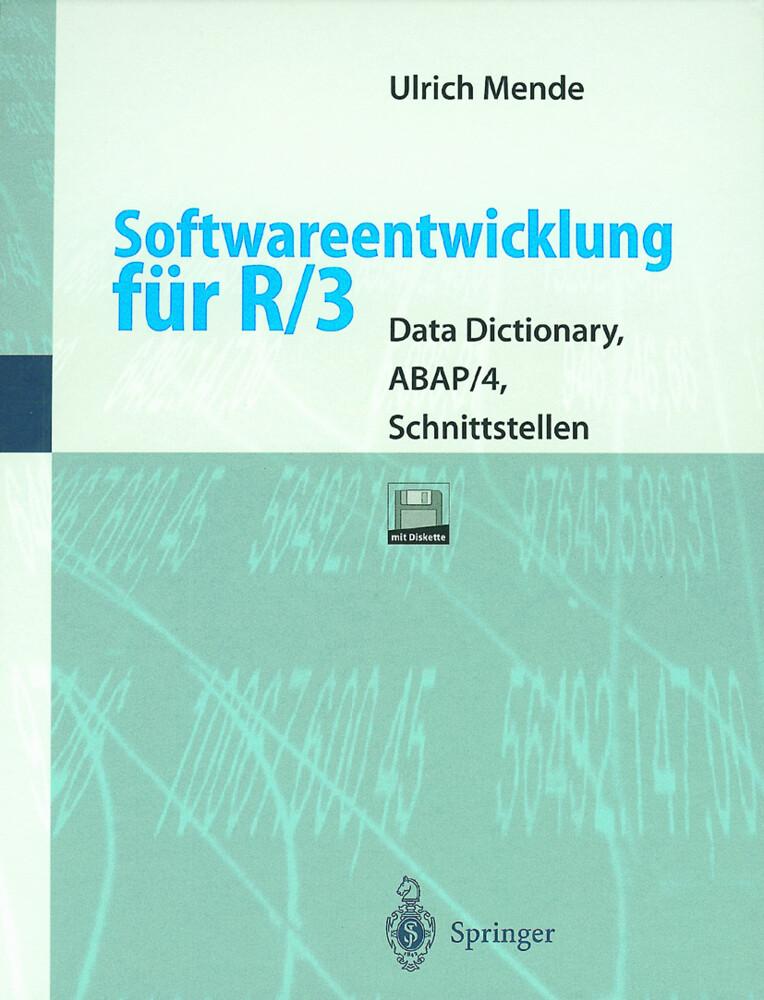 Softwareentwicklung für R/3 als Buch (gebunden)