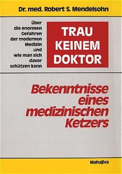 Trau keinem Doktor als Buch (kartoniert)