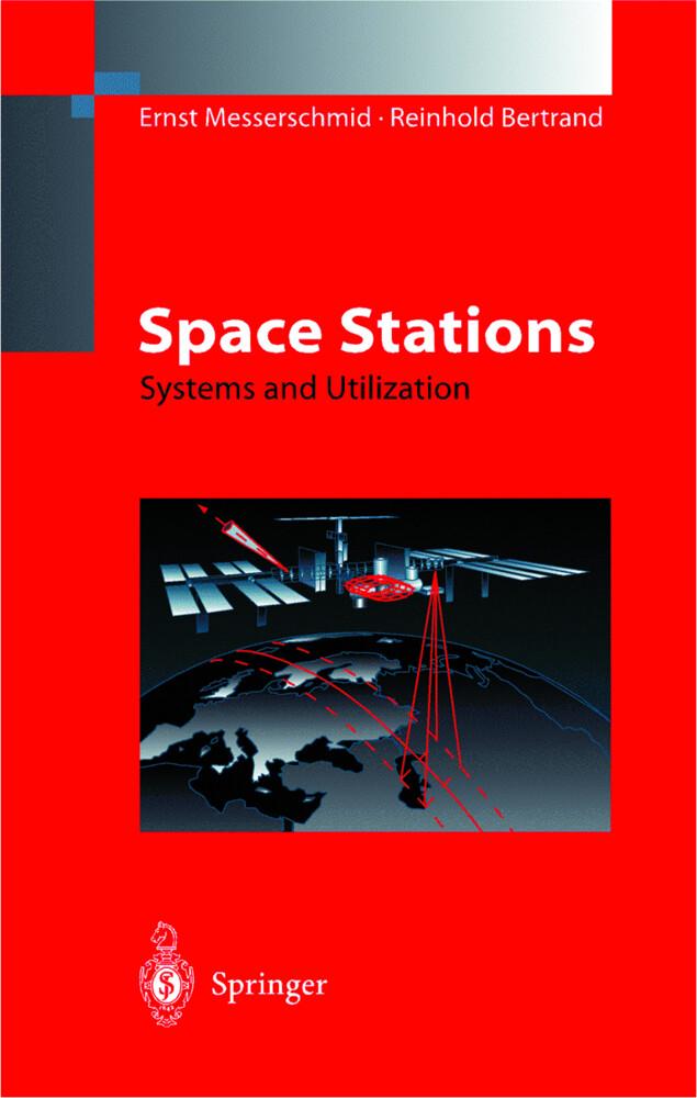 Space Stations als Buch (gebunden)