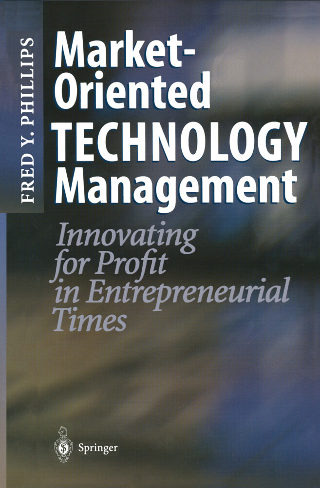 Market-Oriented Technology Management als Buch (kartoniert)