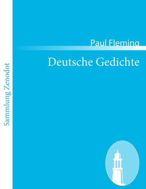 Deutsche Gedichte als Taschenbuch