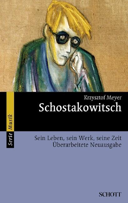 Dmitri Schostakowitsch als Buch (kartoniert)