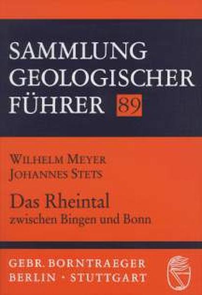 Das Rheintal zwischen Bingen und Bonn als Buch (kartoniert)