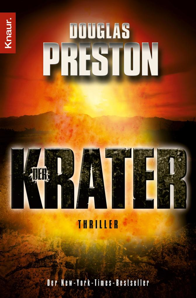 Der Krater als eBook epub