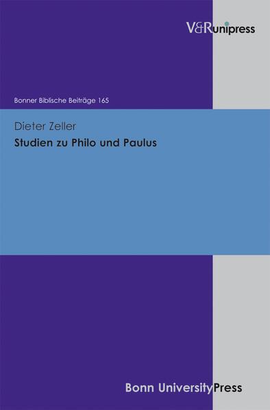 Studien zu Philo und Paulus als Buch (gebunden)