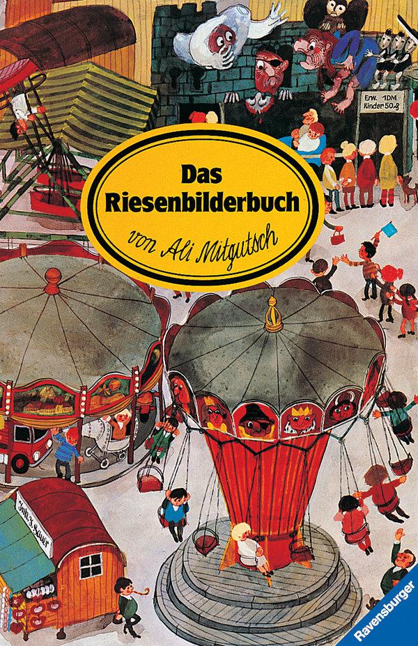 Das Riesenbilderbuch als Buch (kartoniert)