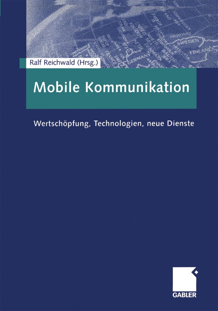 Mobile Kommunikation als Buch (kartoniert)