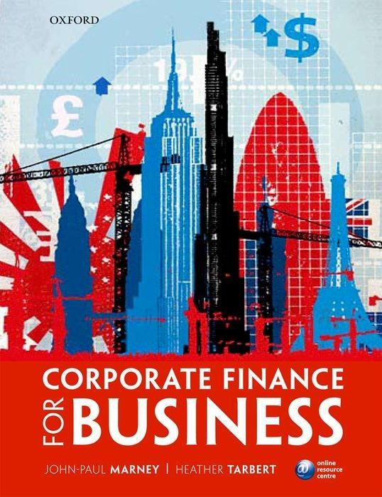 Corporate Finance for Business als Buch
