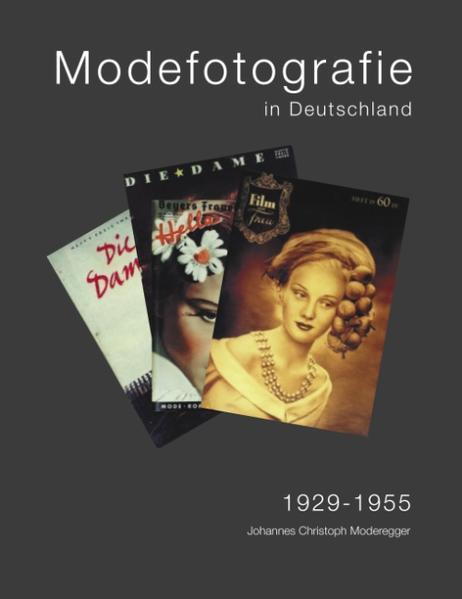 Modefotografie in Deutschland 1929-1955 als Buch (kartoniert)