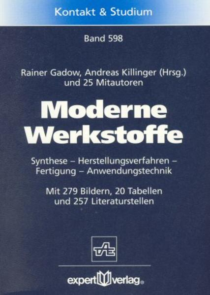 Moderne Werkstoffe als Buch (gebunden)