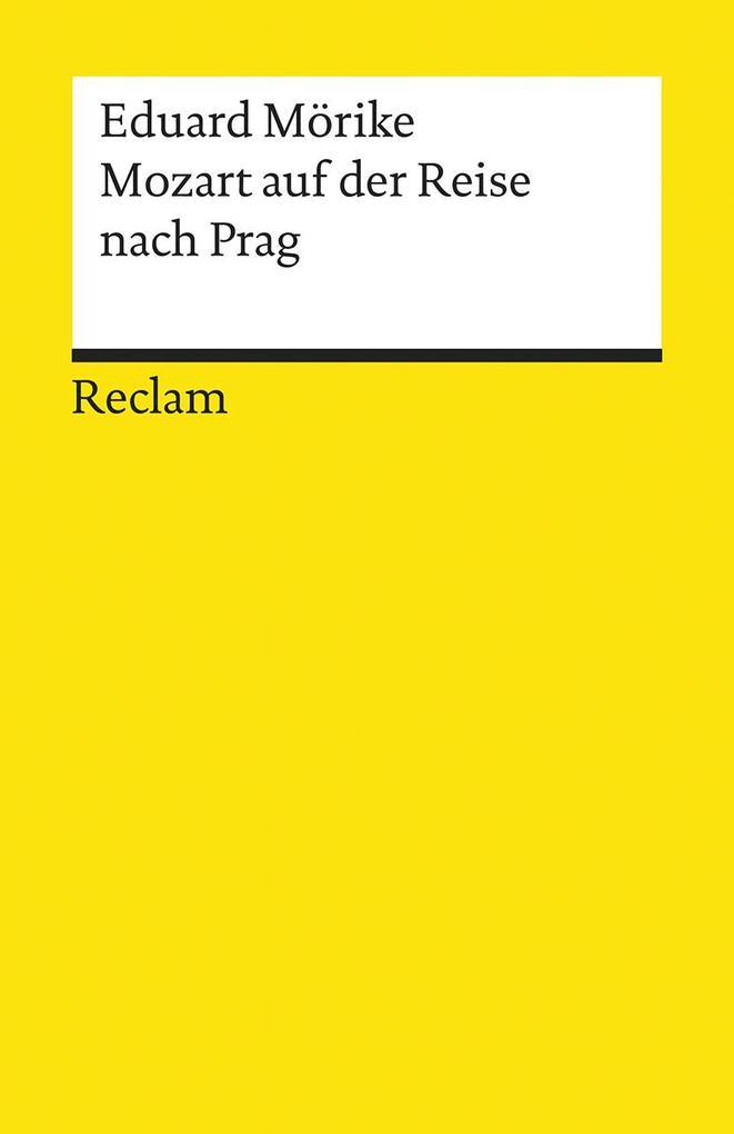 Mozart auf der Reise nach Prag als Taschenbuch