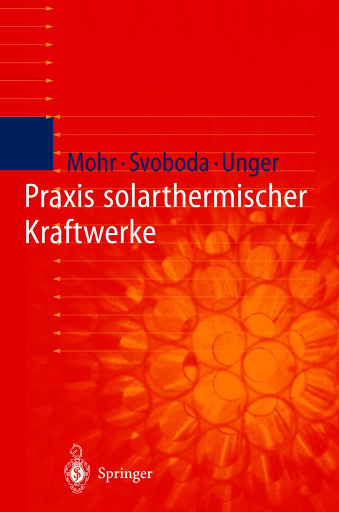 Praxis solarthermischer Kraftwerke als Buch (gebunden)