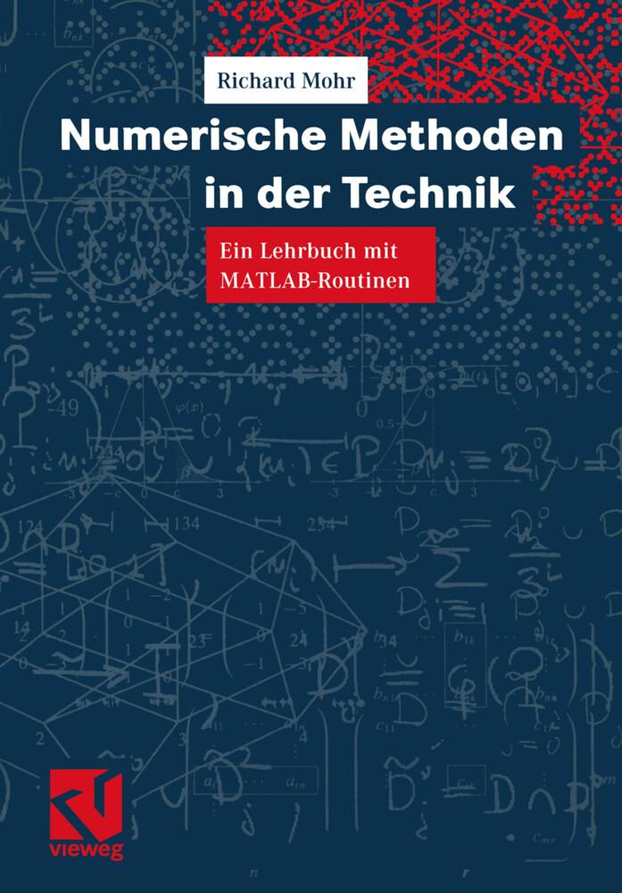 Numerische Methoden in der Technik als Buch (kartoniert)