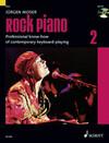 Rock Piano 2. Inkl. CD