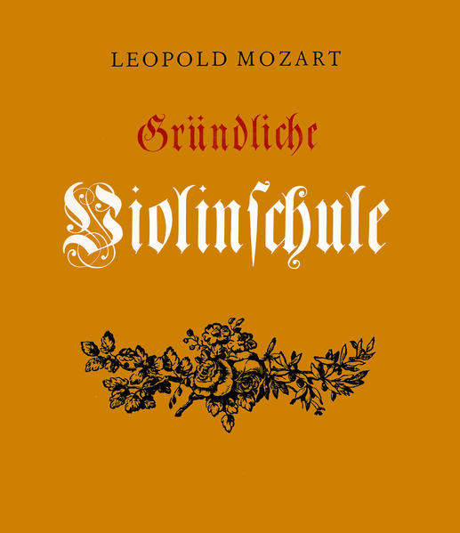 Gründliche Violinschule als Buch (gebunden)