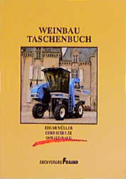 Weinbau-Taschenbuch als Buch (kartoniert)