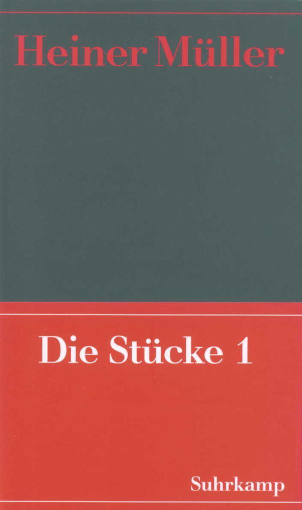 Werke 03. Die Stücke 01 als Buch (kartoniert)
