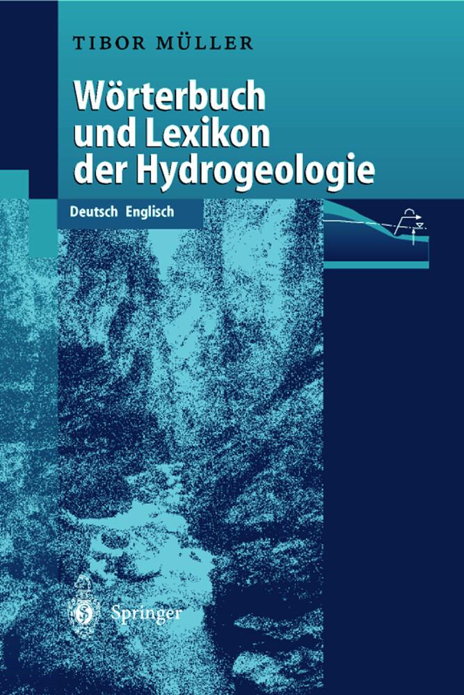 Wörterbuch und Lexikon der Hydrogeologie als Buch (kartoniert)