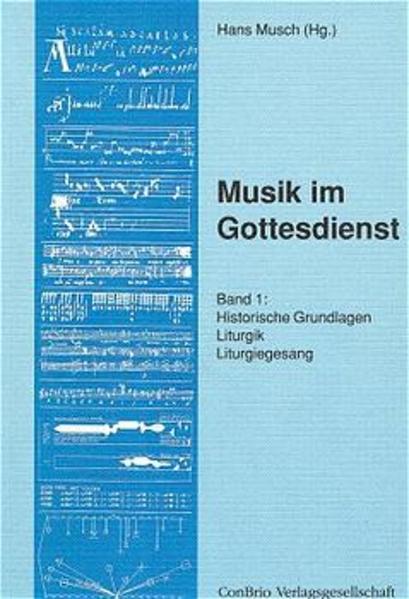 Musik im Gottesdienst 1 als Buch (kartoniert)