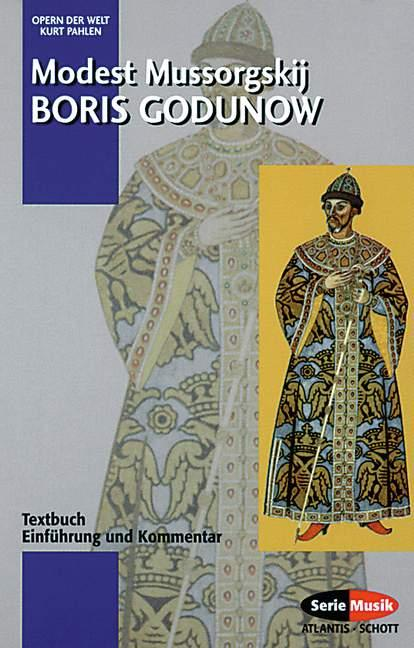 Boris Godunow als Buch (kartoniert)