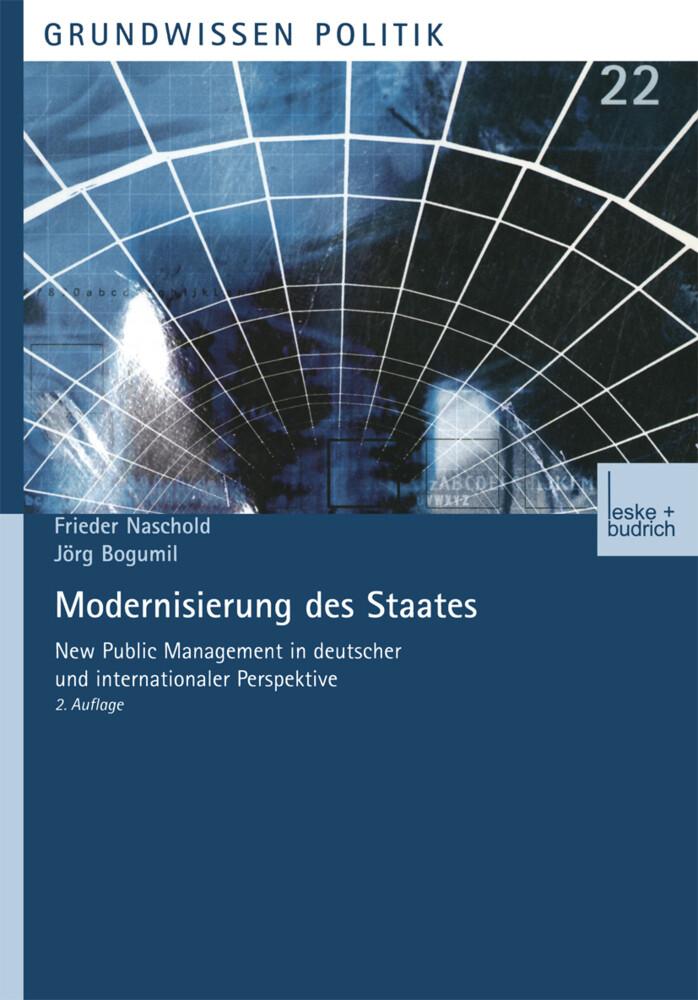 Modernisierung des Staates als Buch (kartoniert)