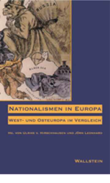 Nationalismen in Europa als Buch (kartoniert)