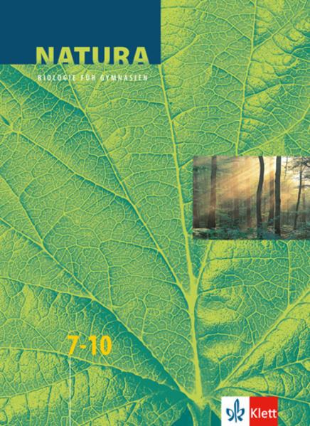 Natura. 7 - 10. Schuljahr. Schülerband als Buch (gebunden)