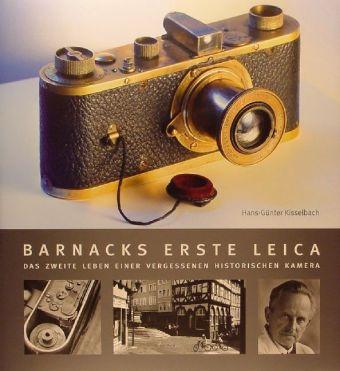 Barnacks erste Leica als Buch (gebunden)