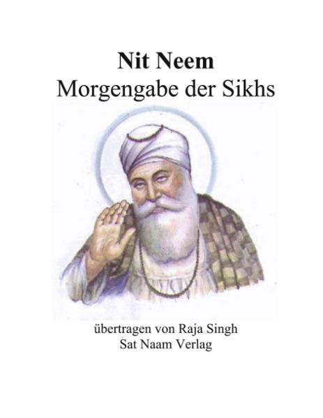 Morgengabe der Sikhs als Buch (gebunden)