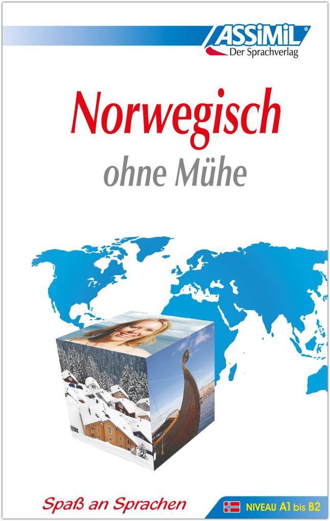Norwegisch ohne Mühe. Lehrbuch als Buch (gebunden)