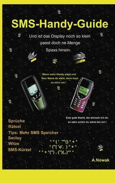 SMS-Handy-Guide als Buch (gebunden)