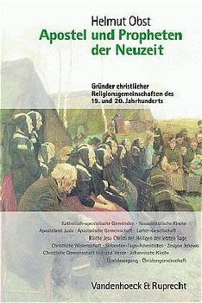 Apostel und Propheten der Neuzeit als Buch (kartoniert)