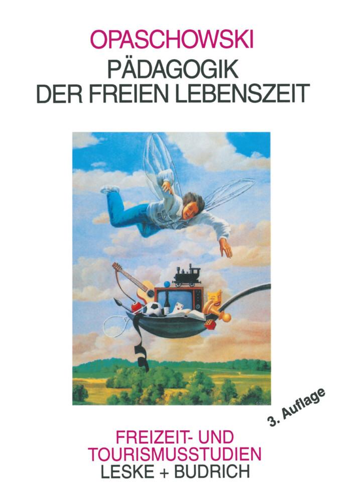 Pädagogik der freien Lebenszeit als Buch (kartoniert)