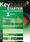 Keyboard-Starter III. Mit CD