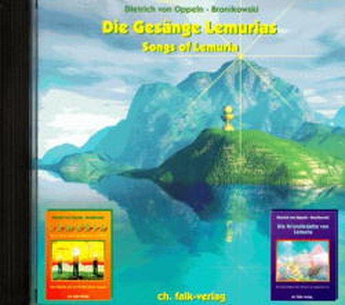 Die Gesänge Lemurias. CD als Hörbuch CD