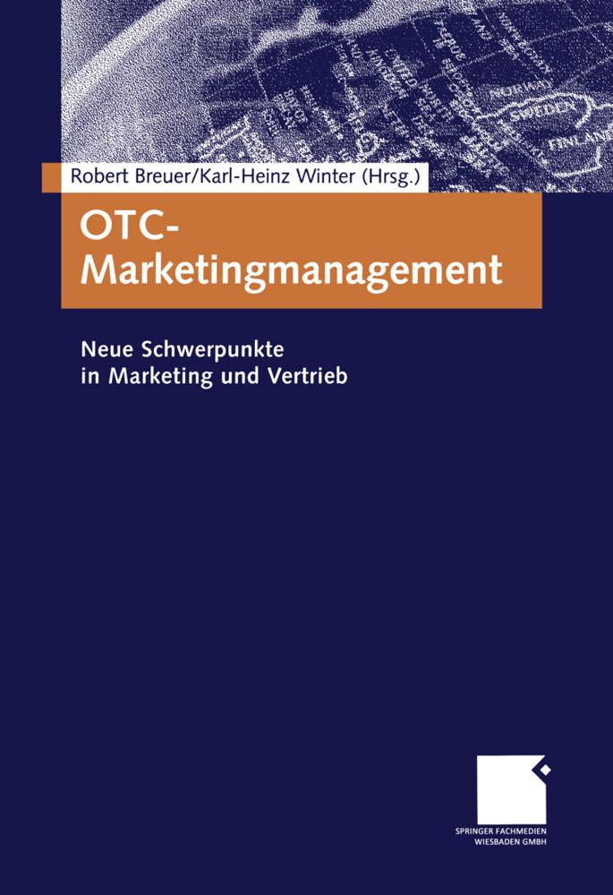 OTC-Marketingmanagement als Buch (kartoniert)