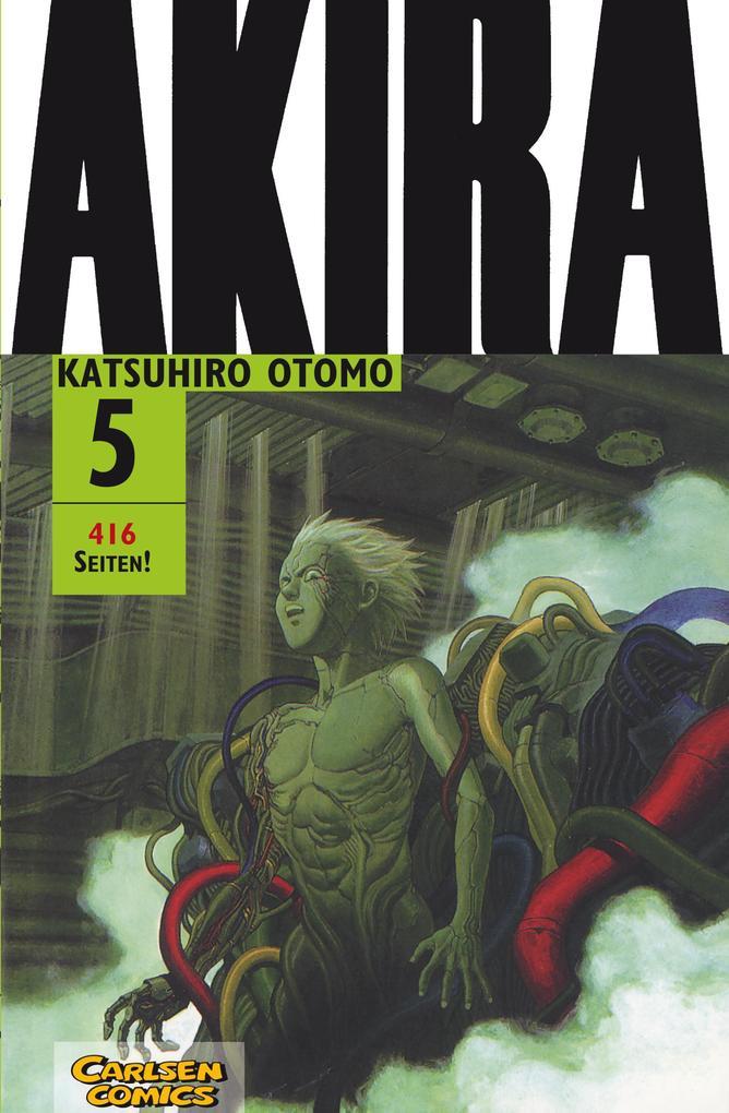 Akira 05. Original-Edition als Buch (kartoniert)