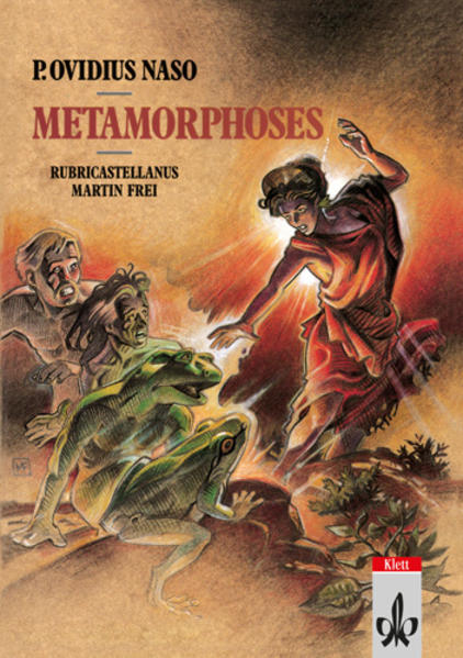 Ovidi Metamorphoses als Buch (kartoniert)