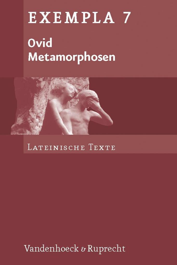 Ovid, Metamorphosen als Buch (kartoniert)