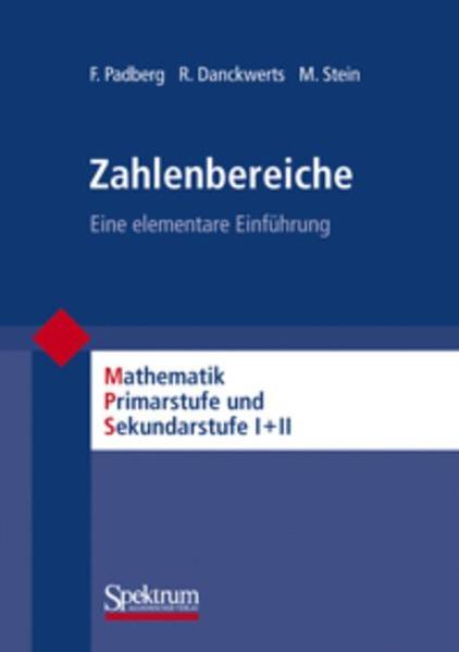 Zahlbereiche als Buch (kartoniert)