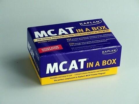Kaplan MCAT in a Box Flashcards als Sonstiger Artikel