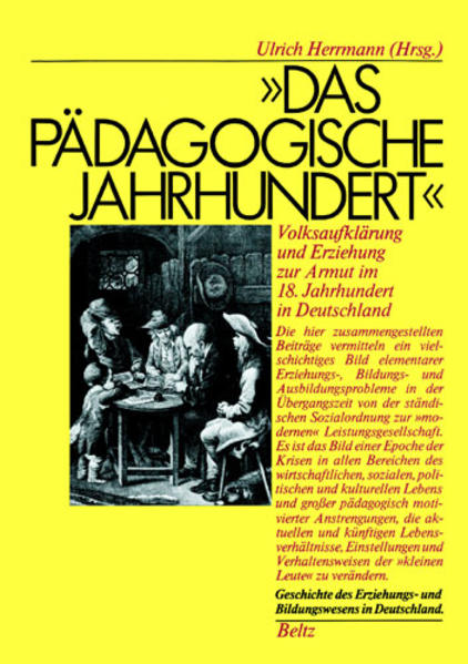 Das pädagogische Jahrhundert als Buch (kartoniert)