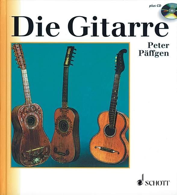 Die Gitarre als Buch